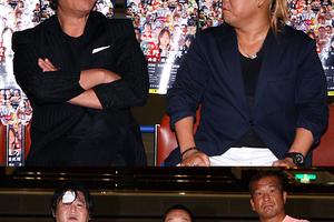 大仁田の爆破マッチ&天龍招へい要求に佐野困惑、セミで「田中vs金村」ハードコア戦 7・17両国主要カード決定