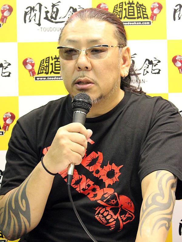 会見における藤永代表、TARU、YASSHIの詳細コメント(前編)