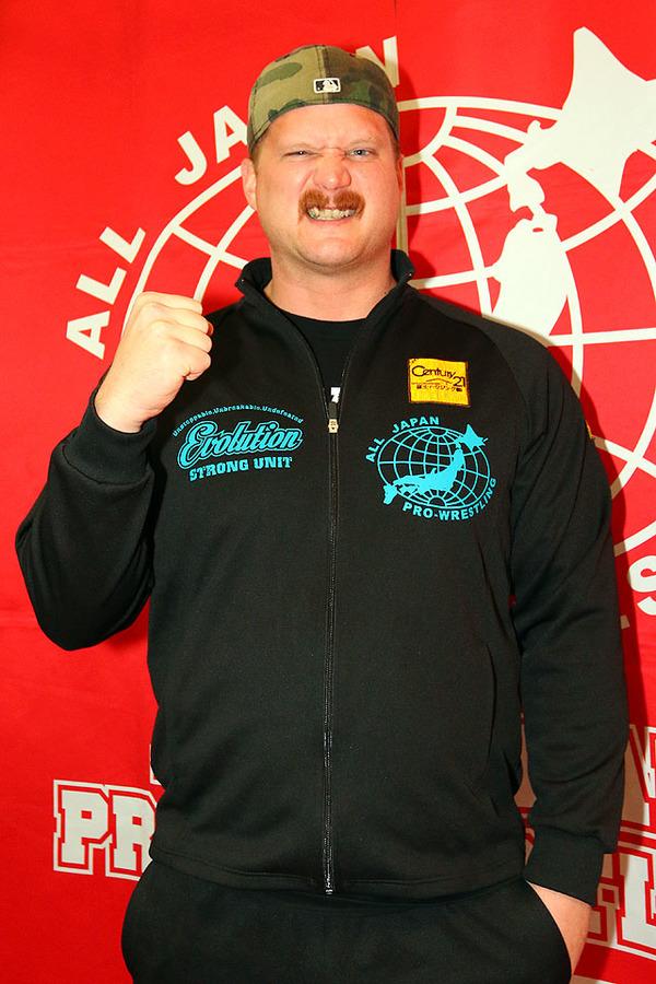 目指すは三冠&世界タッグ返り咲き フル参戦を熱望 ジョー・ドーリング インタビュー
