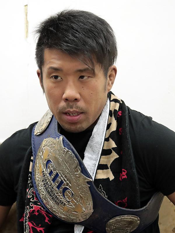 「ここで変わらなければ彼は終わり」 横浜文体・熊野戦へGHCジュニア王者・大原はじめインタビュー