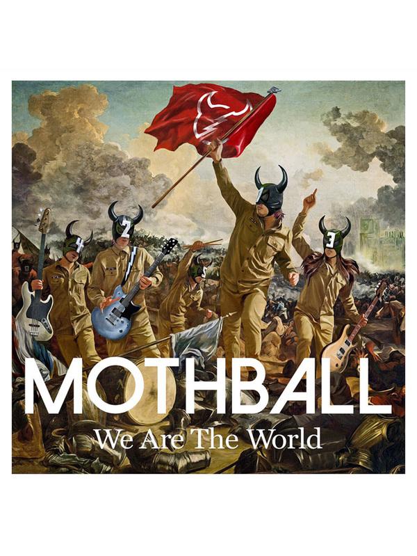 石森とHi69がパンクバンド『MOTHBALL』のMVに出演