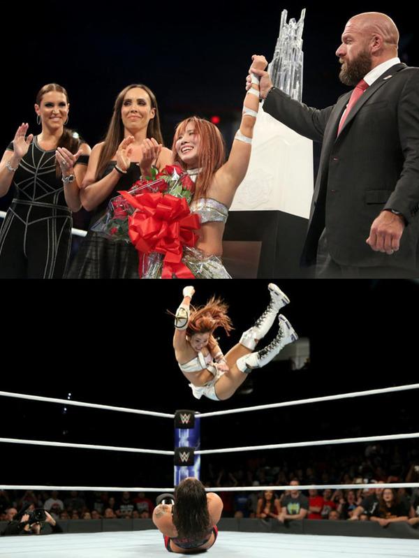 カイリが『メイ・ヤング・クラシック』優勝、11・18『NXTテイクオーバー:ヒューストン』でNXT女子王座に挑戦