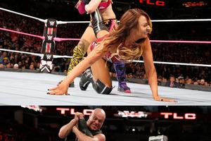 アスカがRAWデビュー戦で快勝、アングルが11年ぶりに復帰 PPV『TLC』ミネアポリス大会