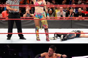 アスカが因縁のデイナ返り討ち、戸澤はクルーザー級8人タッグに快勝 RAWヒューストン大会