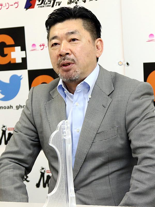小川の王座返上申し入れを一旦保留 内田会長「稔選手の意思を確認して判断」