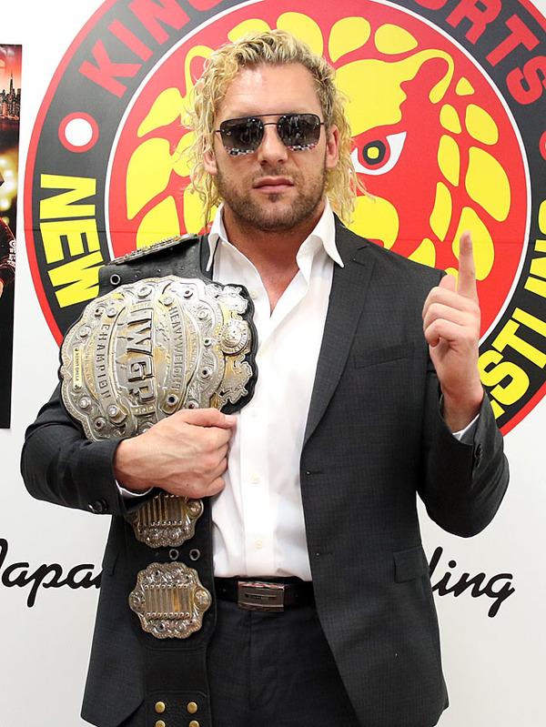 IWGP新王者・オメガが会見 7・7サンフランシスコでCodyとのV1戦決定「新日本代表として大きな戦いになる」、Codyとの関係修復も視野に