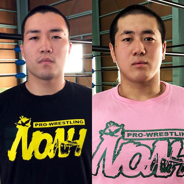 8・5後楽園で新人の岡田、稲村がプレデビュー ともに100kg超の25歳