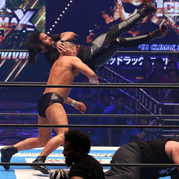 屈辱の5勝目で終戦 鈴木が乱入OGに激怒