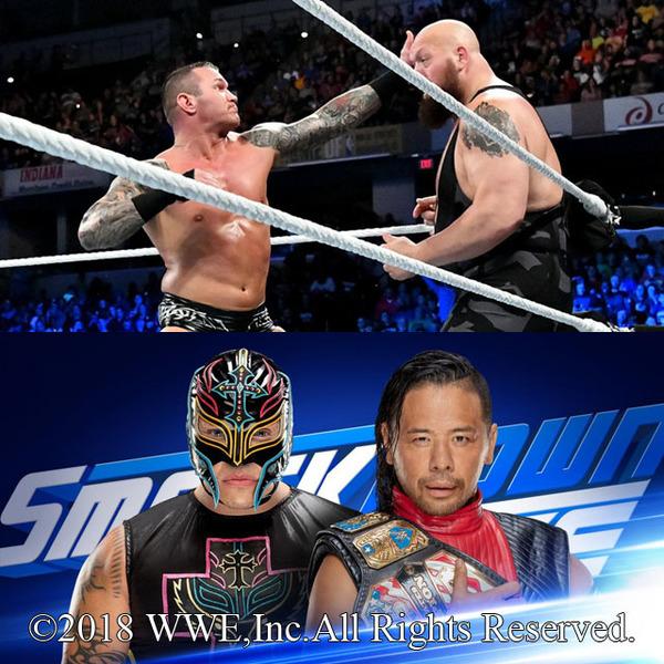 オートン、ジェフが「WWEワールドカップ・トーナメント」出場を決定、次週「中邑vsミステリオ」の予選開催