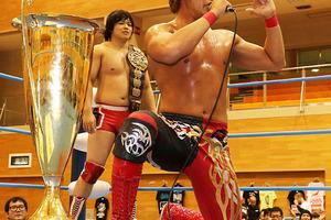 いざ横浜決戦 宮原が三冠戦へ背水の陣「負けたら最高じゃなくなる」