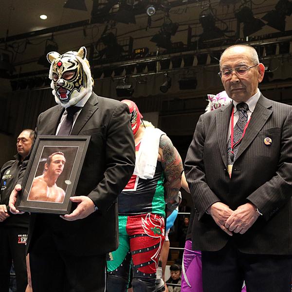 初代タイガーマスクがダイナマイト・キッドさん追悼 「最高のライバルでした」