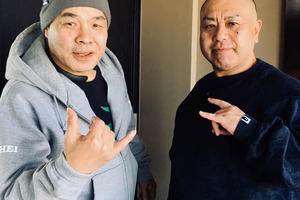 2・19両国へG馬場さんの思い出語る 和田京平レフェリー&木原文人リングアナ対談