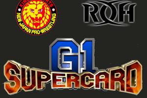 """豪華11試合で""""メイン""""は「ジェイvsオカダ」IWGP戦、ライブ・ビューイングも実施 MSG大会『G1 SUPER CARD』全カード発表"""