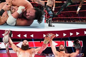 「キング・オブ・ザ・リング」復活、ジョーとアレクサンダーが1回戦突破、ロリンズ&ストローマンがロウタッグ王座戴冠