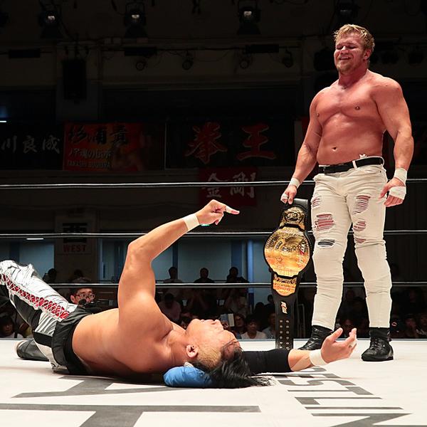 丸藤悪夢の4戦全敗でN-1終戦 ハマーストーンが意地の有終V