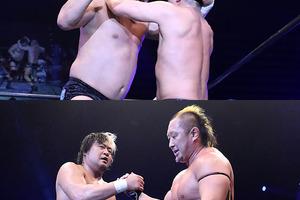 諏訪魔が鈴木と大乱闘、近藤との復活ディストラクションで快勝 「大みそか武藤とやらせろ」