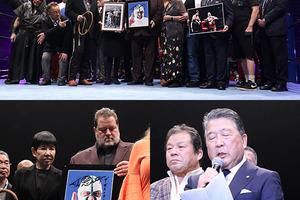デストロイヤーさん追悼セレモニーに和田アキ子さんら豪華ゲスト 徳光さん弔辞「現役を続けられるのは4の字固めのおかげ」
