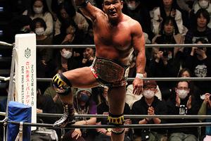 至宝流出…田中将斗がHARASHIMA破ってKO-D初戴冠 2・23後楽園でMAO迎撃