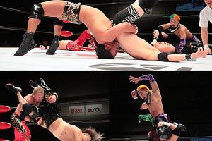 STINGER王者トリオ全員大の字 横浜でのジュニア2大タイトル戦が決定的に