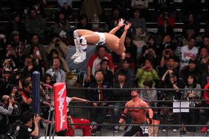 見たかった、リミッター外した飯伏…IWGP王者vsNJC覇者は期待値に届かず、ギリギリ☆4つ!