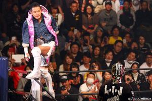 【ぼくらで勝敗予想】9・17大田区…J-CUP覇者・KUSHIDA、BUSHIとのIWGPジュニア王座V6戦を制し、雪辱なるか!?
