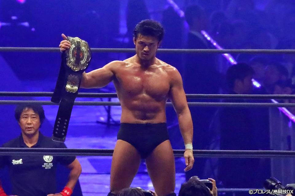 【新日本を守った男達】退団も入団も新日本プロレスを守るため。柴田勝頼の揺るがぬ魂
