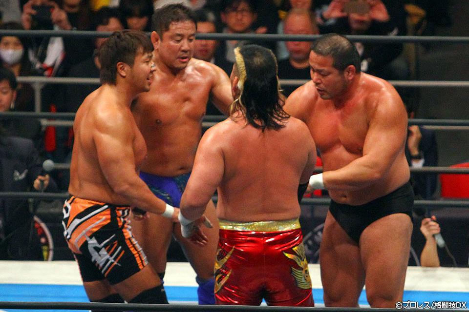 【新日本を守った男達】永田裕志はスーパーヒーローだった