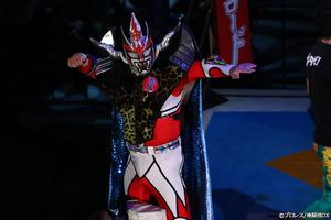 プロレス界のレジェンド、世界の獣神サンダーライガーは今日も跳ぶ!!