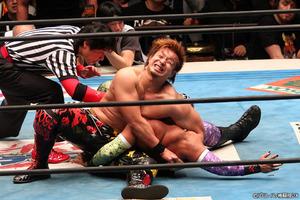 プロレスのミカタ -YOSHI-HASHIにジェロニモを見た-
