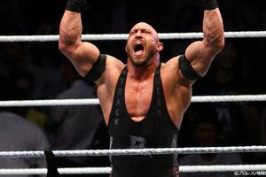 WWEを退団したライバックがRIZINに参戦?