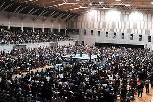 超満員札止めの地方大会! 新日本2016年のビッグマッチはココで行われる!?