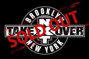 NXTはWWEの2軍じゃない!Takeoverのチケットがソールドアウトで13,000以上の動員確定