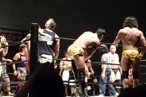 DRAGON GATE9.20津大会「総天然色・ドン・フジイ部屋」観戦レポート3
