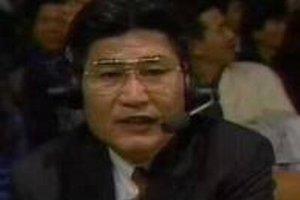 「あっ、スタン・ハンセンだ!」(倉持隆夫)【プロレスの実況解説】