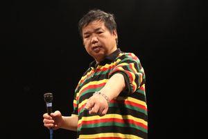 泉田純が新木場1stRINGに登場。プロレス復帰を宣言した!!
