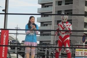 初の女子トーナメント!織姫様達の戦い~七夕祭り・新一宮プロレス夏の興行「Ichinomiya Summer Night Slam2016」