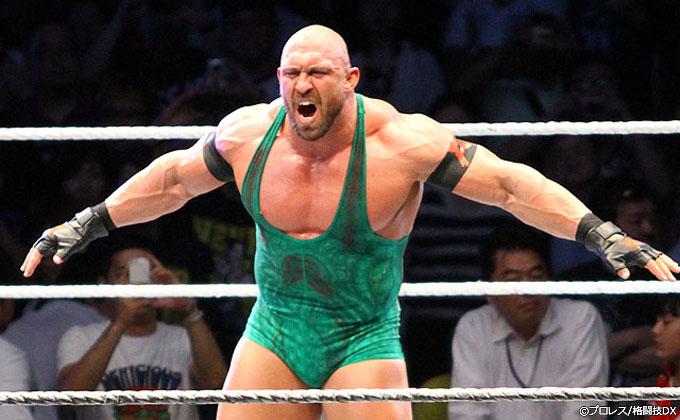 WWEとケンカ別れしたライバック、新日本登場は秒読み段階?