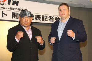 次回RIZINの注目は、藤田和之とバルトの激突。KO決着は間違いない!?