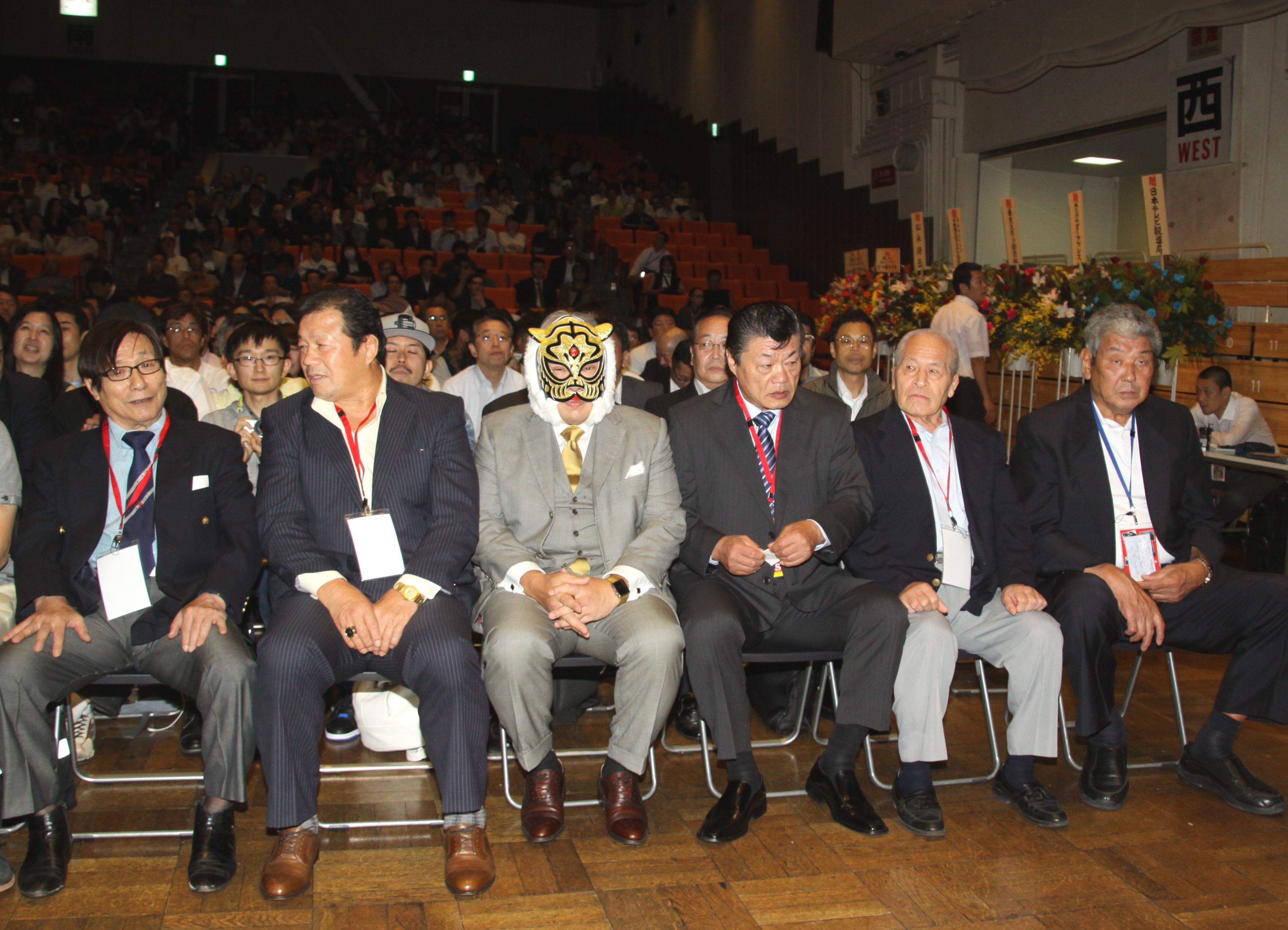 初代タイガーが、藤波が、坂口が、昭和の新日本を熱く語った!!