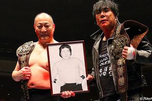 渕&大仁田、121歳のチャンピオンに思うこと