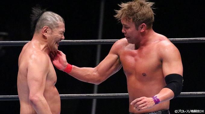 オカダ・カズチカvs鈴木みのるは新日本プロレスによる実験だったのか。WWEに盗み出せない純日本産のプロレスリング