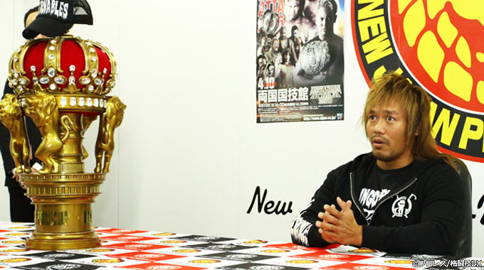 オフィシャルサイトで発表されないリアリティ。内藤哲也のNEW JAPAN CUP改革案を考える