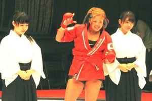 SEI☆ZA旗揚げ戦で、高橋奈苗が49歳ギリシャ熟女を撃破!