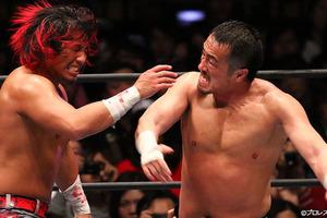 田口隆祐が広げた高橋ヒロムのレスリングの領域。身体を犠牲にしなくても名勝負は作れる
