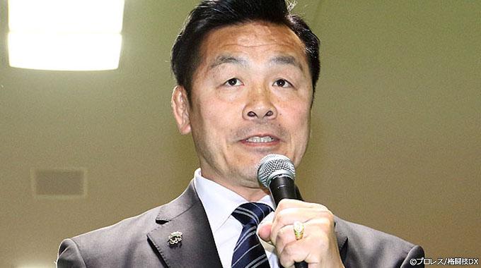 えっ?2試合で600万円? 川田と馳がニアミス!? 11年ぶりに現役復帰!馳浩特集!