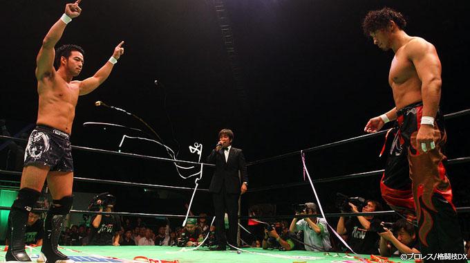 KENTAの高校時代のアイドルって?丸KEN対決に、三沢のぶっちゃけ評価は!? 名勝負再び!丸藤vsKENTAの軌跡!