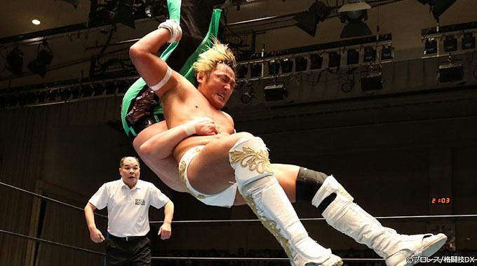 新日本参戦は、あのレジェンドの慧眼!川田と命運を共にした真意!新NEVER王者、タイチ特集!