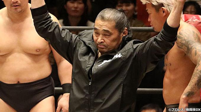 小指が無くとも最強!あのレスラーの夫も会心のヘルプ!頑張れ谷津嘉章!身体的ハンデを克服したレスラー特集!