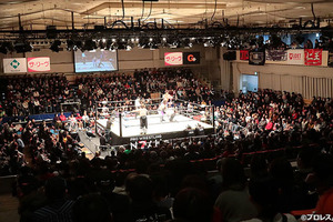 会場内にボクシングのリングが常備?大日本の昼興行がない理由!ノア、新日本が、通常興行再開!やっぱり聖地・後楽園ホール特集!!